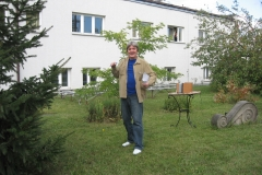 SPOTKANIE 60-LATKÓW U OŚCIA 15.09.2012r Fot. G. OBARA