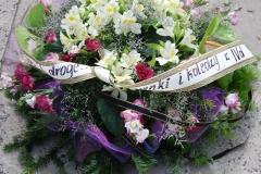 Pogrzeb Eli Grzebieniowskiej Ostachowskiej 11.06.11