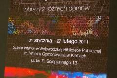 Wystawa Jerzego Czuraja 31.01.2011r