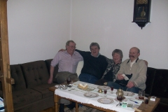 Spotkanie u Krzysia Dukalskiego 05.03.2009r Będzin